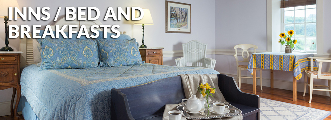 Inns and Bed and Breakfasts