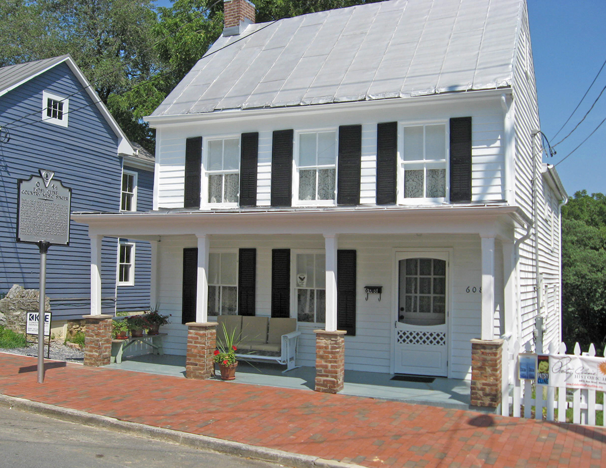 Patsy Cline Holiday House Tours Winchester Frederick County