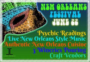 james charles new orleans festival