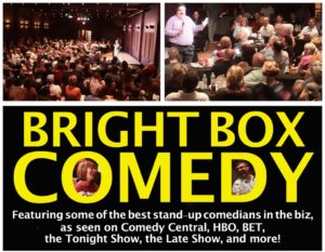 bright box comedy