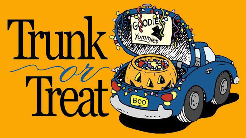 Halloween Costume Contest And Trunk Or Treat Winchester