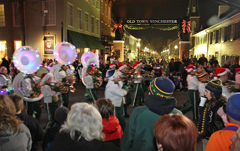 Winchester Christmas Parade 2020 Christmas Parade and Tree Lighting Ceremony   Winchester Frederick