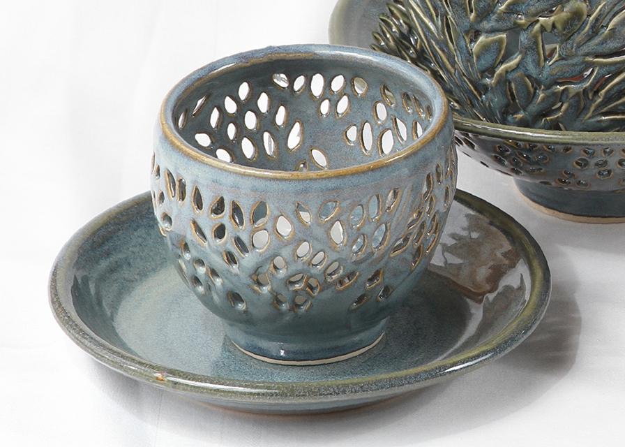 pottery show, winchester va