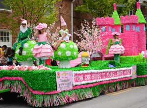 Apple Blossom Festival