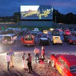 Family Drive In Theater