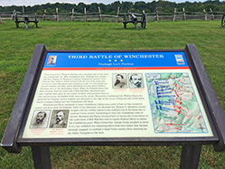 Civil War Markers