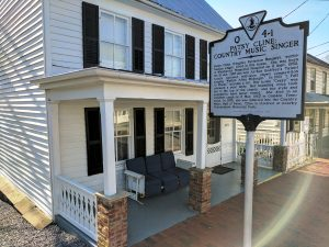 Patsy Cline Historical House