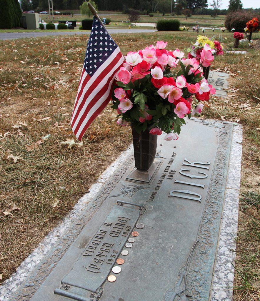 Patsy's Grave