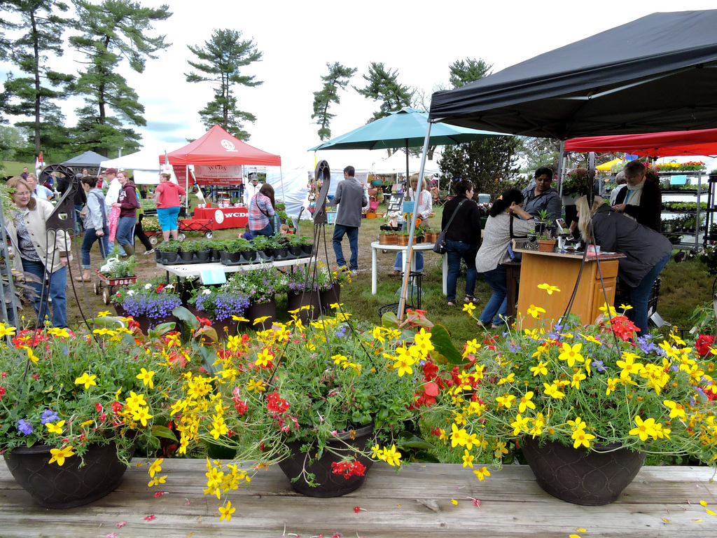 Garden Fair Is A Huge Outdoor Plant And Supply With Nearly 100 Vendors From Several States Will Offer Native Plants Perennials