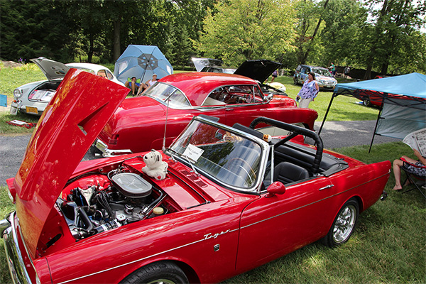 Antique And Modified Car Show WinchesterFrederick County - Car convention