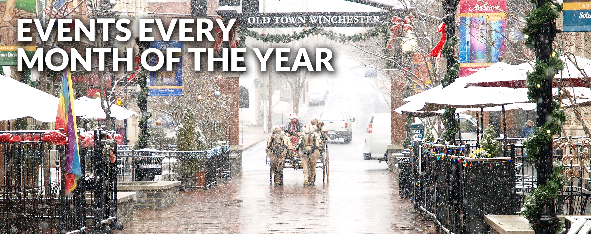 Winchester Events Year Round