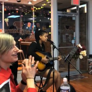 Live music at Java Kava Winchester from Facebook