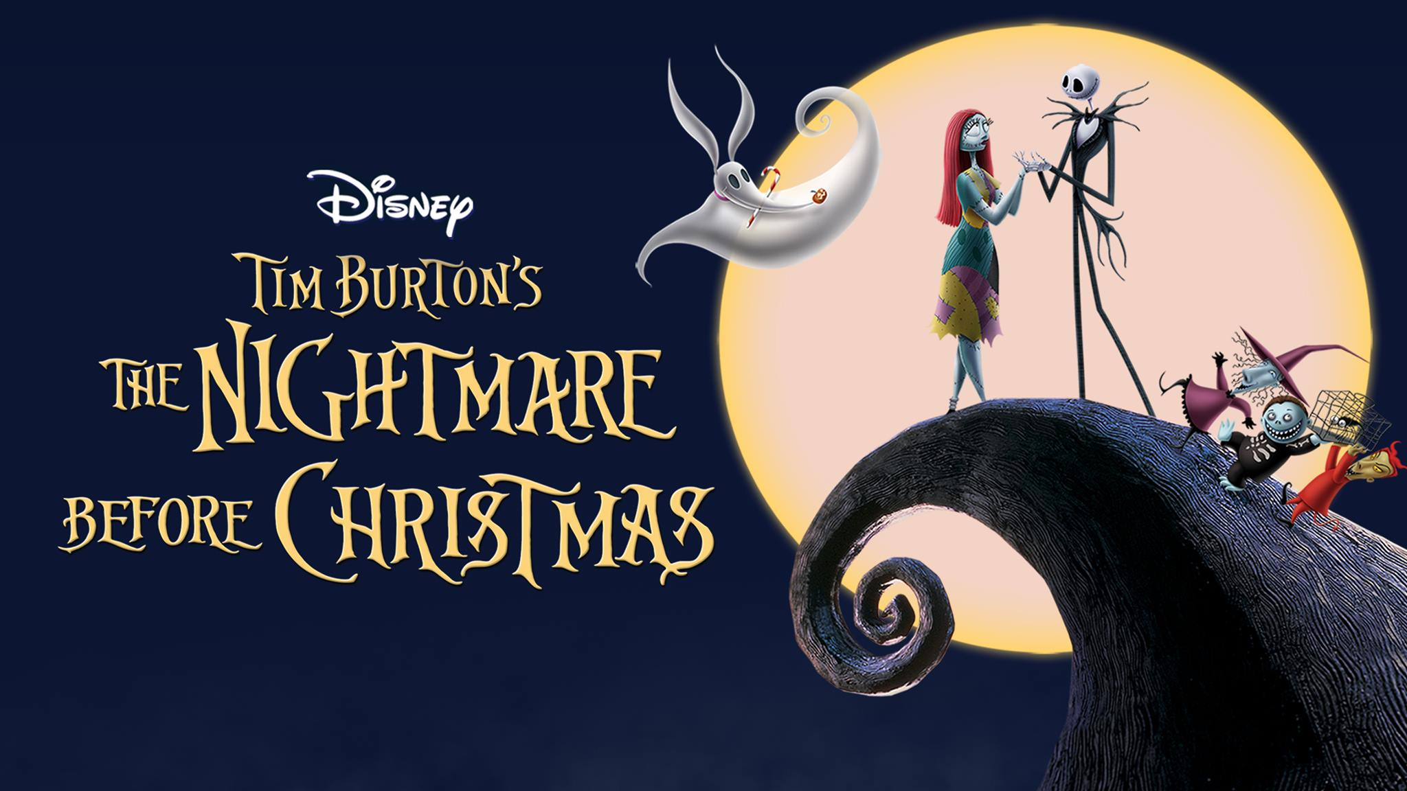 The Nightmare Before Christmas Comic Con 2021 Offsite Event Tim Burton S The Nightmare Before Christmas Winchester Frederick County Convention Visitors Bureau